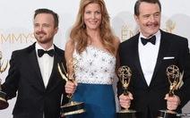 Breaking Bad tiếp tục thắng lớn tại giải Emmy 2014