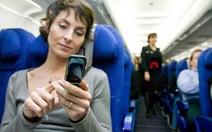 Hàng không Úc cho dùng điện thoại suốt chuyến bay