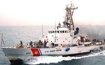 Tàu tuần duyên Mỹ nổ súng vào tàu cá Iran