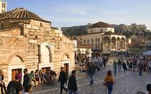 """Hi Lạp """"tung chiêu"""" hút khách bằng ẩm thực và huyền thoại"""