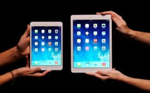 Apple sắp có iPad lớn?