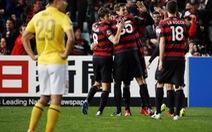 Úc tố Trung Quốc chơi xấu ở AFC Champions League