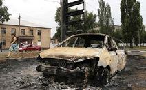 """Nga kêu gọi mở """"đường thoát"""" cho quân Kiev"""