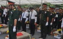 Truy điệu, an táng hơn 100 liệt sĩ tại Nhơn Trạch