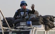 40 lính gìn giữ hòa bình tẩu thoát ngoạn mục