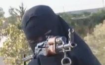 Anh săn lùng nữ chiến binh IS thề chặt đầu con tin