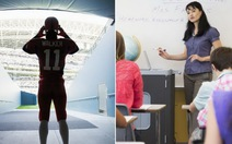 Phụ nữ Mỹ mơ ước được làm giáo viên
