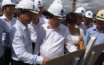 Bộ trưởng Xây dựng kiểm tra dự án nhà ở xã hội