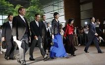 Nhật gửi tín hiệu hòa bình đến Trung Quốc