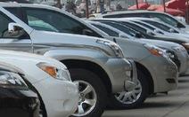 Xe Việt kiều vi phạm sẽ bị truy thu thuế