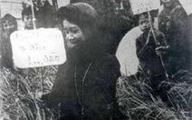 """Nhìn lại """"Cải cách ruộng đất 1946 - 1957"""" qua tài liệu, hiện vật"""