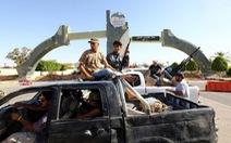 Libya tuyên bố bắt giữ máy bay chở vũ khí từ Sudan