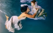 Mẹ và con gái - những khoảnh khắc đáng yêu