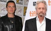 Michael Douglas và Orlando Bloom đóng phim cùng nhau