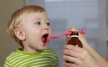 Lưu ý khi sử dụng thuốc cho trẻ