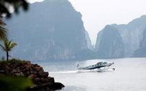 Khai trương dịch vụ bay thủy phi cơ ngắm Hạ Long