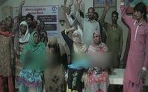 """8 trẻ sơ sinh Pakistan chết ở bệnh viện do """"thiếu oxy"""""""