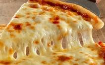 Mozzarella là loại phomát tốt nhất để làm bánh pizza