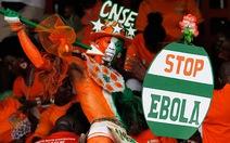 Nguy cơ virút Ebola lây lan qua không khí