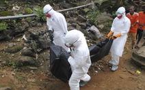 Sợ nguy cơ Ebola lây lan qua không khí