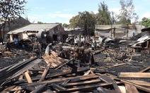 Cháy ở Công ty sách Phú Yên: thiệt hại 2,5 tỉ đồng