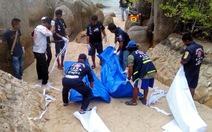 Hai du khách Anh bị giết trên bờ biển Thái Lan