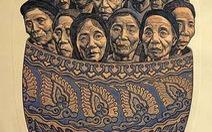 Triển lãm tranh inViệt Nam tại Bỉ