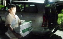 Triệt phá đường dây buôn cần sa từ Lào về Huế