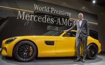 Mercedes GT - Porsche 911: Kẻ 8 người 10