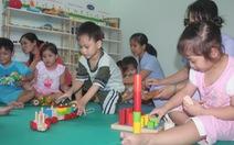 Thư viện đồ chơi cho trẻ đặc biệt