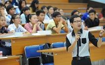 Bạn trẻ Việt khát khao hướng thiện