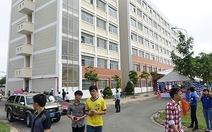 Khánh thành ký túc xá Trường ĐH Giao thông vận tải cơ sở II