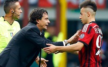 """HLV Pippo Inzaghi: """"Trước Juventus, AC Milan không có gì để mất"""""""