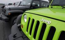 Chrysler lại thu hồi gần 189.000 xe