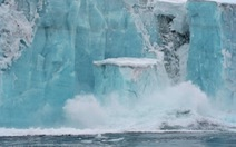 Tình trạng tan băng tại Bắc Cực đang ở mức báo động