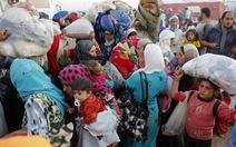 Thổ Nhĩ Kỳ khủng hoảng vì người Syriatị nạn trốn IS