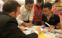 Triển lãm giáo dục Hoa Kỳ AAE Fair - mùa thu 2014