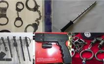Trung Quốc công khai bán dụng cụ tra tấn