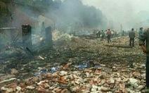 Nổ nhà máy pháo hoa ở Trung Quốc, 6 người chết
