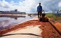 Lập đoàn kiểm tra ô nhiễm tại bôxit Tân Rai