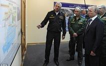 Nga thêm 80 tàu chiến và cảng quân sự ở biển Đen