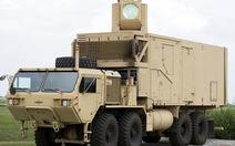 Quân đội Mỹ sắp có pháo laser
