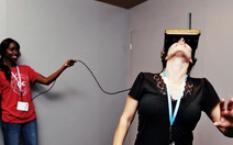 Oculus, Sony chạy đua thiết bị thực tại ảo