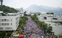 Sinh viên Hong Kongra tối hậu thư cho đặc khu trưởng