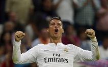 Cristiano Ronaldo: ba ngày ghi bảy bàn thắng