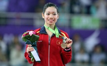 Phan Thị Hà Thanh chỉ đoạt huy chương đồng