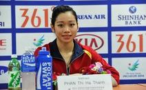 Phan Thị Hà Thanh không hài lòng với trọng tài