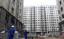 Hà Nội chậm tiến độ các dự án nhà ở sinh viên