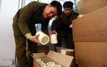 Vụ sữa danlait:Bác đơn khởi kiện của công ty Mạnh Cầm