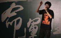 Cảnh sát Hong Kong bắt hàng loạt thủ lĩnh sinh viên